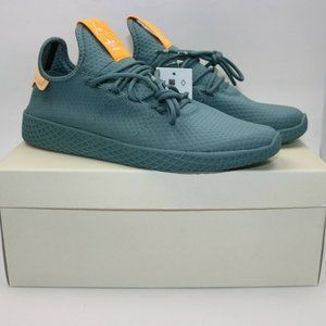 Adidas Pharrell Williams PW Tennis HU Green